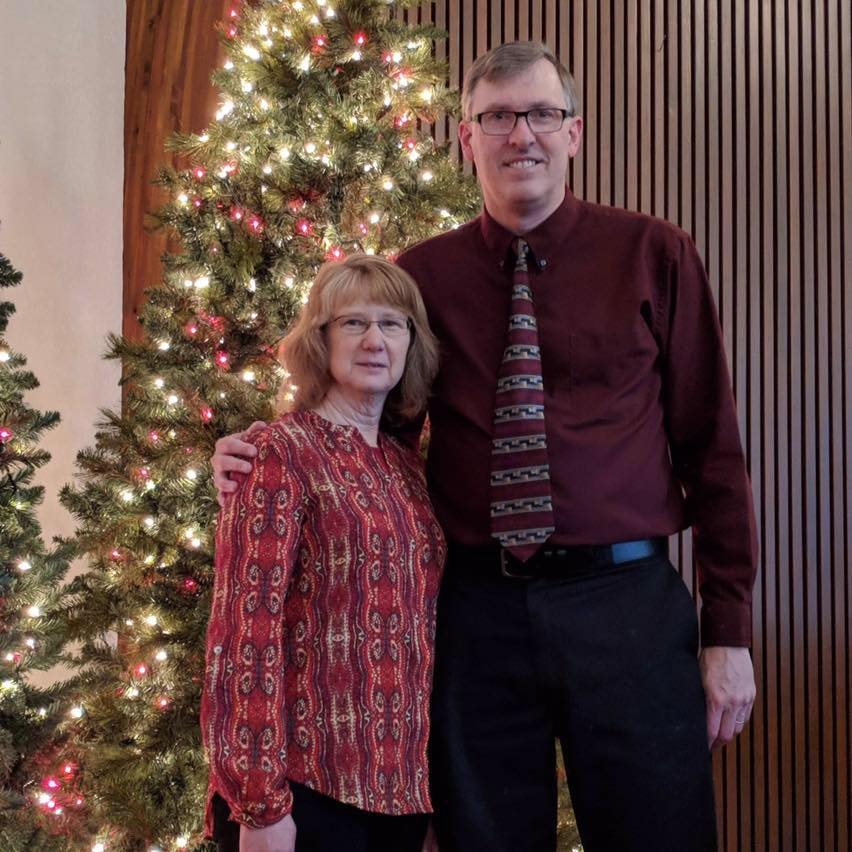 2018 1216 Pastor Mark and Kathy Pounds